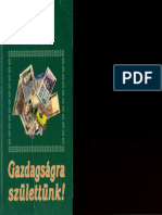 18056565 Dr Joseph Murphy Gazdagsagra Szulettunk