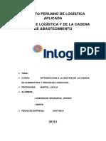 Logistica Inlog