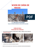 1) Introduccion _ Prevencion de Caida de Rocas