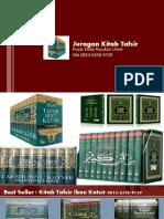 Murah ! Jual Kitab Tafsir Ibnu Katsir 0853-6358-9729