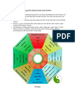 Feng Shui Study Guide and Outline
