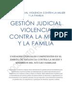 Gestion Judicial Violencia COIP