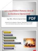 11. La Confiabilidad Humana Clave de La Excelencia Operacional_ppt_UAM México 2013