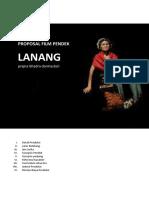 Proposal Film Lanang