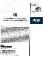 L-25 National Integration Concept and Challenge