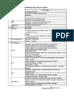 Spesifikasi Alere Afinion System