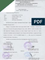 Surat Pernyataan Kepemilikan Tanah