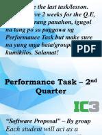 2nd Quarter Ptask IC3