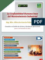 03. Confiabilidad Humana Base Del Mantenimiento Industrial_ppt_CYTED 2012