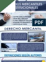 PRINCIPIOS MERCANTILES CONSTITUCIONALES