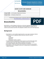 Kids Health WA Guideline - Bronchiolitis.pdf