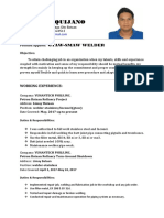 Resume Randy c. Quijano