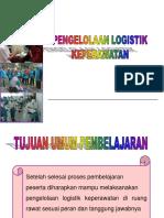 3 Manajemen Logistik Keperawatan