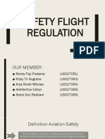 Safety Flight Regulation
