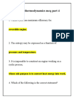 Engineering thermodynamics mcq part 4.pdf
