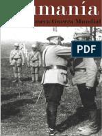 """Exposición """"Rumanía en la Primera Guerra Mundial"""""""