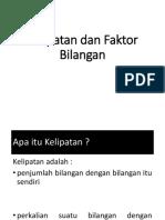 Kelipatan dan Faktor Bilangan.pptx