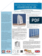 Inert Gas PRD Leaflet