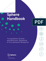 Sphere Handbook 2018 En