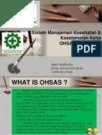 Sistem Manajemen Kesehatan & Keselamatan Kerja