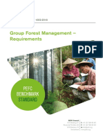 PEFC ST 1002-2018 - Group Forest Management Certification