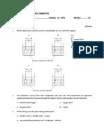 Test on Electrolysis Grade IX.docx