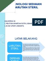ppt larutan steril
