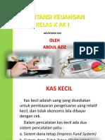 Akuntansi Keuangan Bhn Ajar