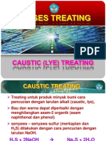 Treating Caustic