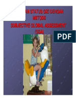 166921371 Sga Subjective Global Assessment