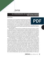 TORRE Isabel- Criminalizacion Pobreza Al Servicio Neoliberalismo