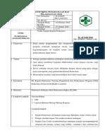 5.5.2.1 Sop Monitoring Pelaksanaan Kegiatan Program & Pelayanan