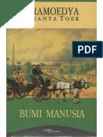 Pramoedya - Bumi Manusia.pdf