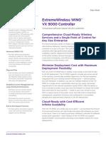 Vx 9000 Data Sheet