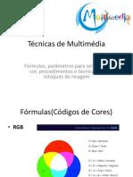 Técnicas de Multimédia.pptx