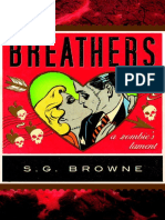 Breathers by S.G. Browne - Excerpt