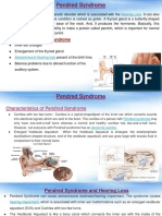 Pendred Syndrome_ Causign Hearing Loss
