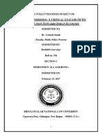 Shobhith Gurvekar_Sem VI_154_Public policy process.docx