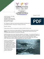 Culebra Restoration Advisory Board Response