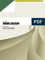Volvo Xc70 - 2005 Supplement v70 v70r Xc70 Xc90 Wiring Diagram