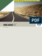 Volvo XC70 (08-) - 2009  VOLVO V70 (08-), XC70 (08-) & S80 (07-)  WIRING DIAGRAM