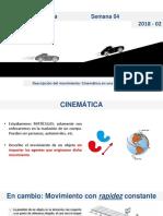 Lección 04 Cinemática-A