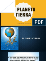 EL PLANETA TIERRA- DIA 11 CYT .pptx