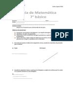 Guia de Construcciones Geometricas de 7mo año