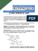 Javascript & Algorithmique