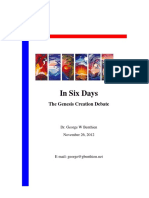 In Six Days - The Genesis Creation Debate