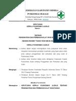 SK Pelayanan Rekam Medis Dan Metode Identifikasi