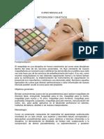 Curso de Maquillaje Metodologia