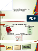 Yandrys - Caracterizacion Circuito Eucativo Modelo