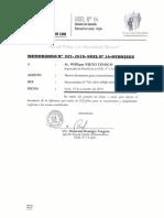 TERREMOTO ADMINISTRATIVO EN UGEL Nº 14 - OYÓN POR LA DESTITUCIÓN DE CUATRO FUNCIONARIOS Y SUSPENSIÓN DE OTROS DOS